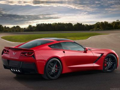 Chevrolet Corvette Stingray C7 Acceleration Times