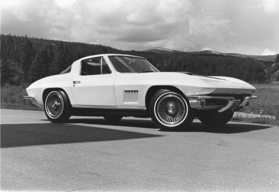 Image of Chevrolet Corvette Stingray
