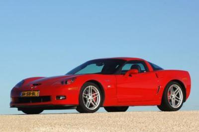 Image of Chevrolet Corvette Z06