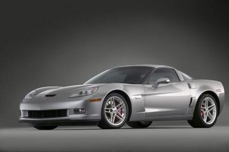 Chevrolet Corvette Z06 C6 laptimes, specs, performance data