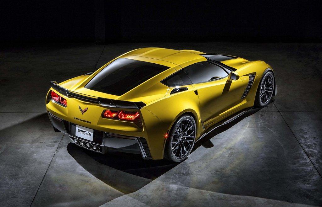Chevrolet Corvette Z06 C7 Acceleration Times Accelerationtimes