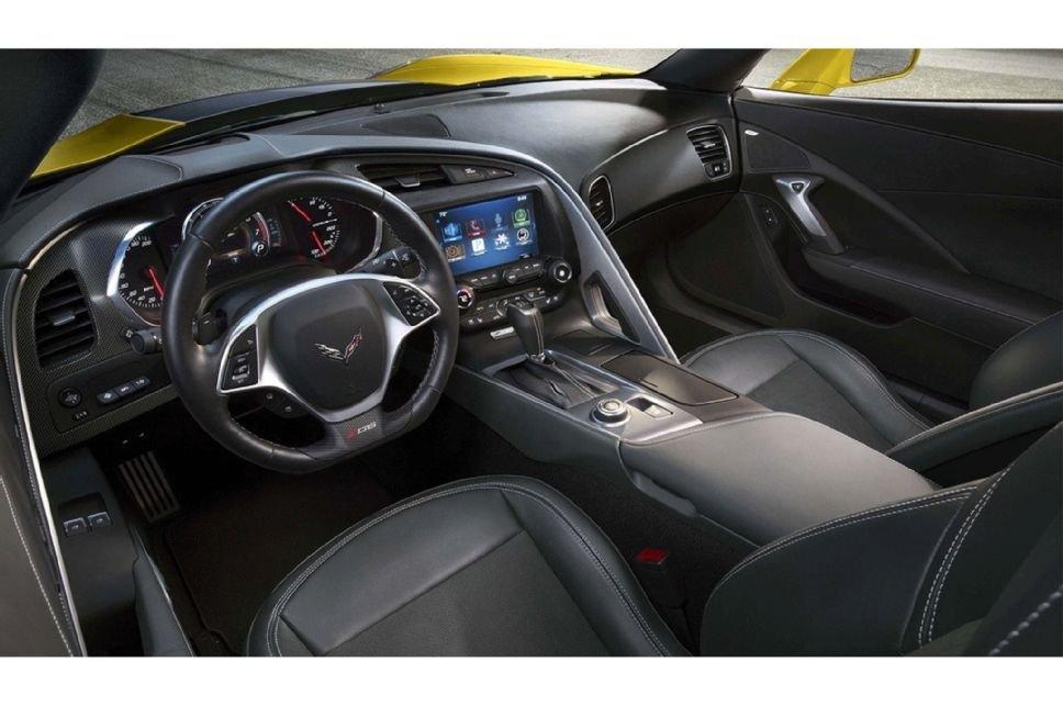Chevrolet Corvette Z06 C7 laptimes, specs, performance data
