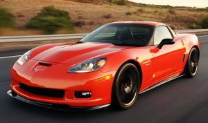 Photo of Chevrolet Corvette Z06 Z07 Package