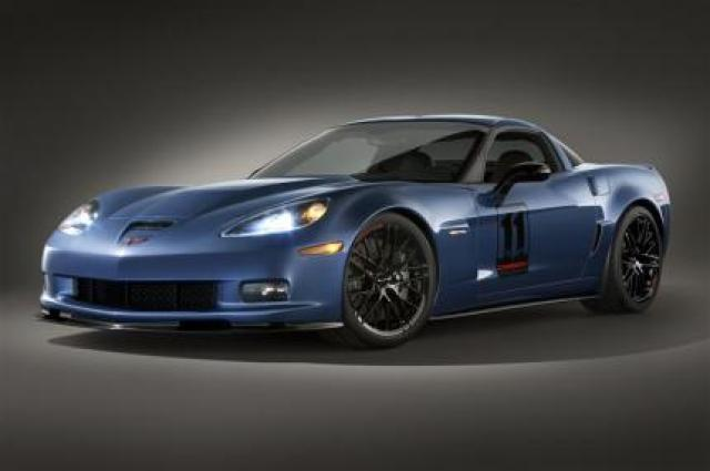 Image of Chevrolet Corvette Z06 Z07 Package