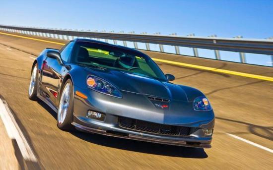 Image of Chevrolet Corvette ZR1