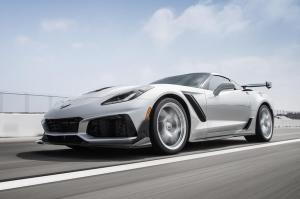 Photo of Chevrolet Corvette ZR1