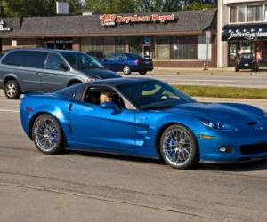 Picture of Chevrolet Corvette ZR1
