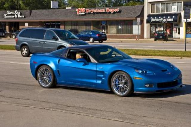 Chevrolet Corvette Zr1 Laptimes Specs Performance Data