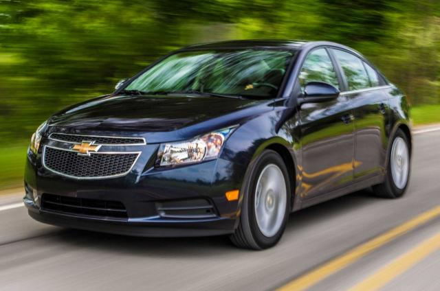 Image of Chevrolet Cruze 2.0 Turbo Diesel