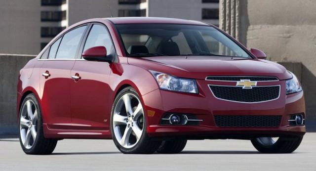 Image of Chevrolet Cruze RS