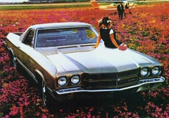 Image of Chevrolet El Camino (400CI V8)