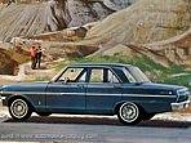 Image of Chevrolet II 300 Sedan