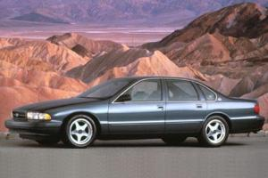 Picture of Chevrolet Impala SS