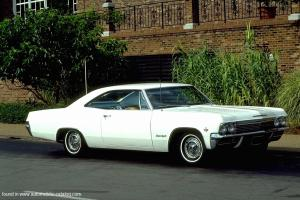 Picture of Chevrolet Impala SS 396 Turbo Jet
