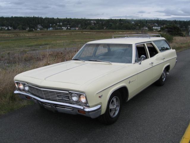 Image of Chevrolet Impala SS 427 Kingswood Wagon