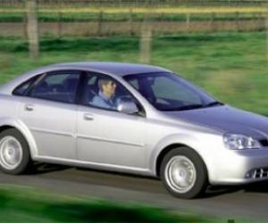 Picture of Chevrolet Lacetti 1.8