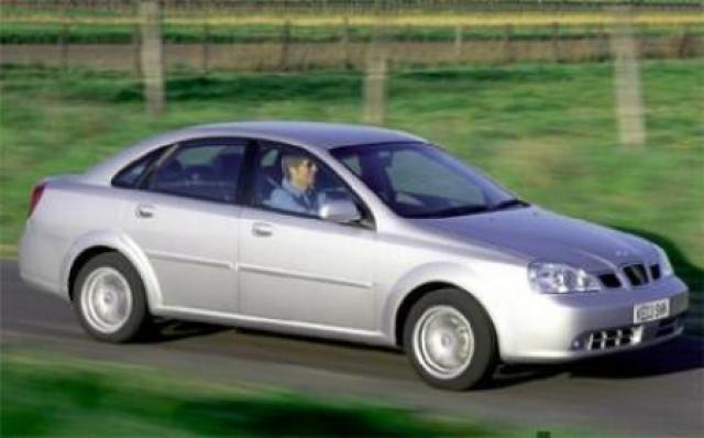 Image of Chevrolet Lacetti 1.8
