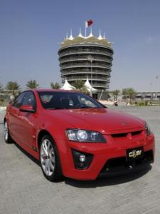 Photo of Chevrolet Lumina CSV CR8
