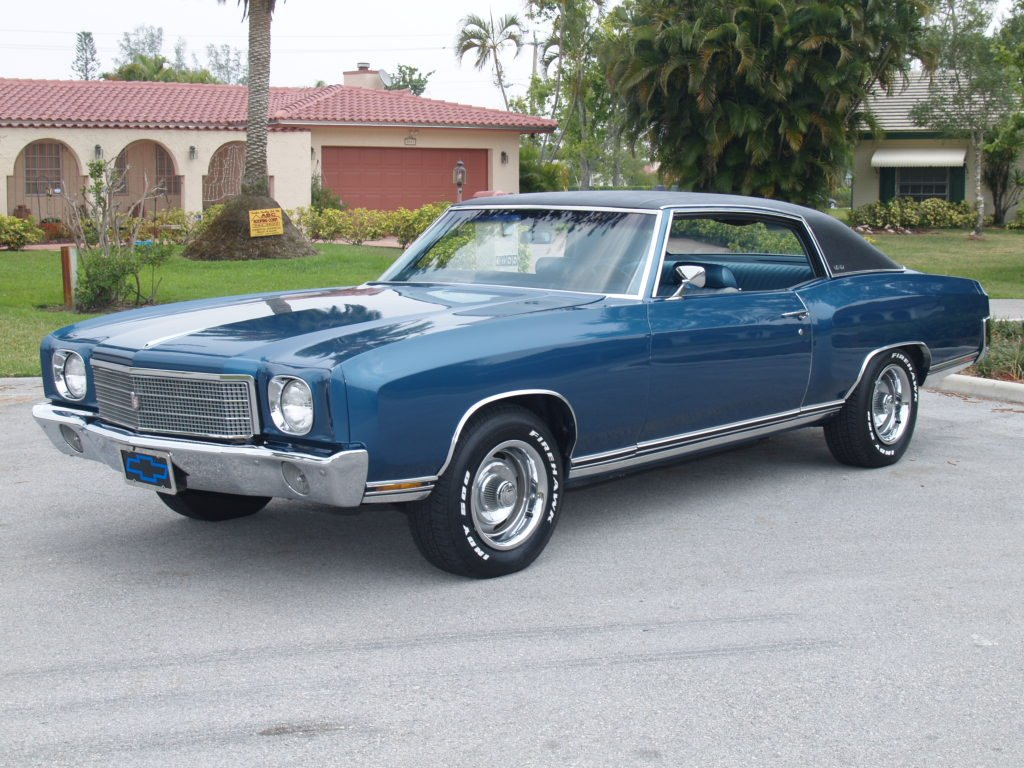 Image Of Chevrolet Monte Carlo Ss 454