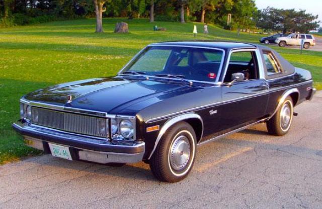 Image of Chevrolet Nova Concours Coupe