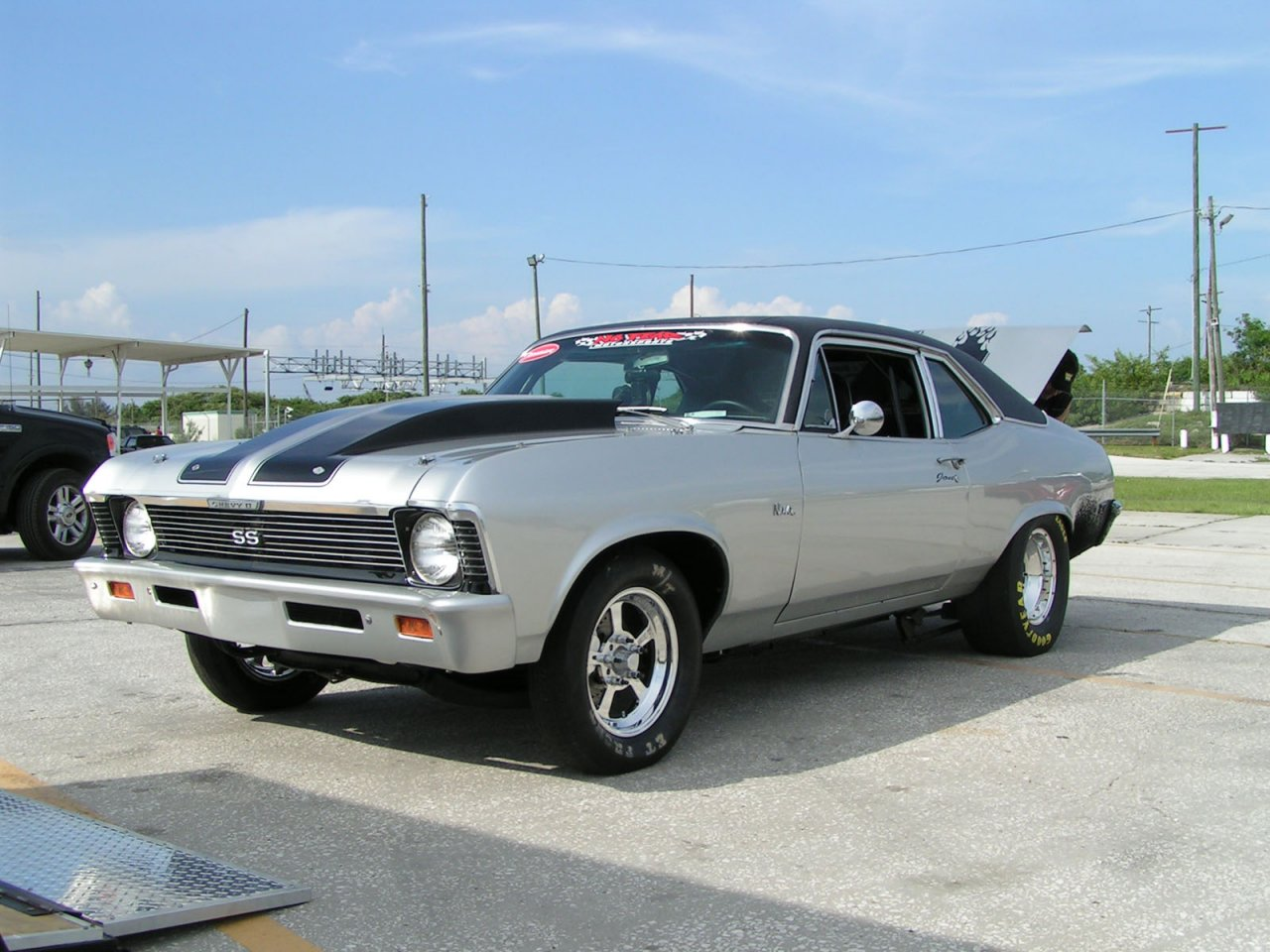 Image of Chevrolet Nova SS 396