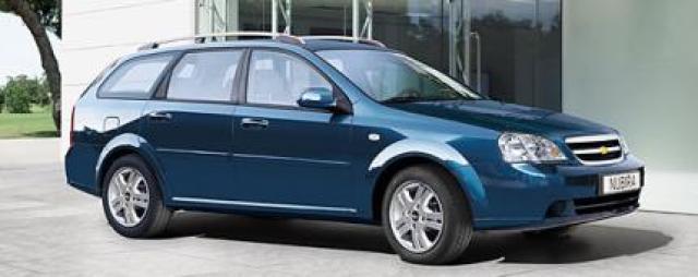 Image of Chevrolet Nubira wagon 1.8