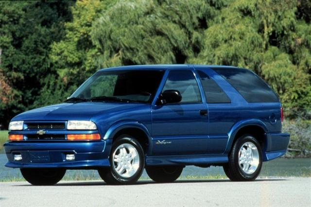Image of Chevrolet S-10 Blazer Xtreme