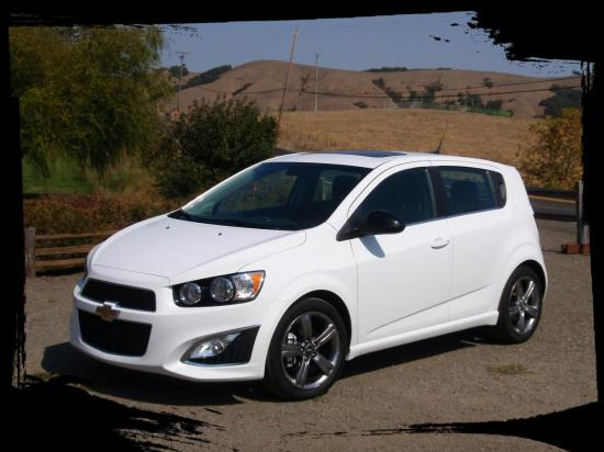 Image of Chevrolet Sonic RS