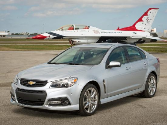Image of Chevrolet SS