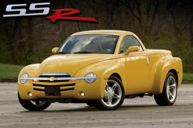Chevrolet SSR laptimes, specs, performance data