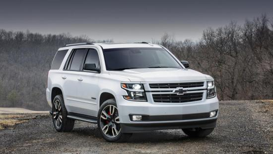 Image of Chevrolet Tahoe RST