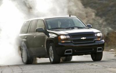 Image of Chevrolet Trailblazer SS