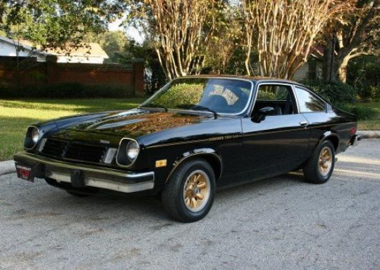 Image of Chevrolet Vega Cosworth