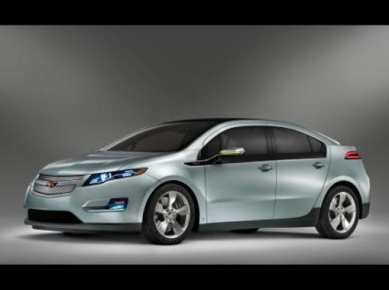 Image of Chevrolet Volt