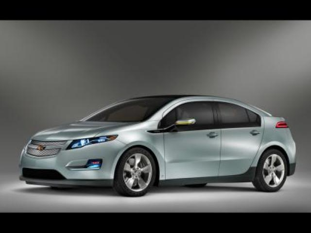 Image of Chevrolet Volt