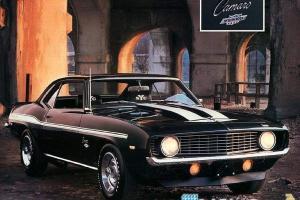 Picture of Chevrolet Yenko Camaro