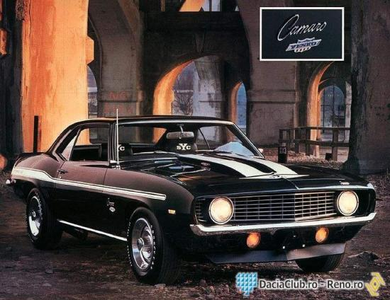 Image of Chevrolet Yenko Camaro