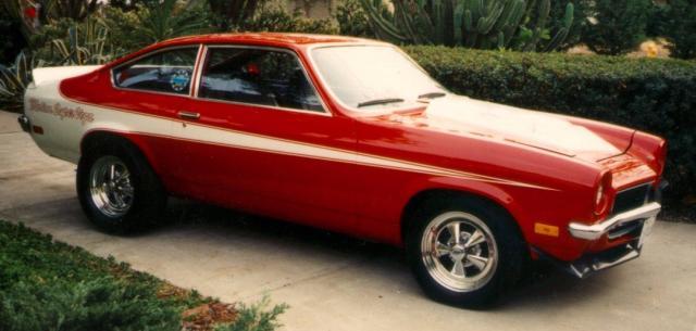 Image of Chevrolet Yenko Vega LT-1