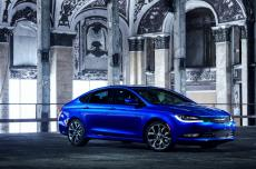 Chrysler 200C AWD