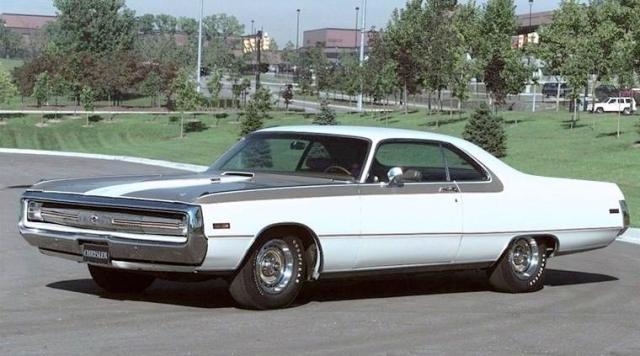 Image of Chrysler 300 Hurst