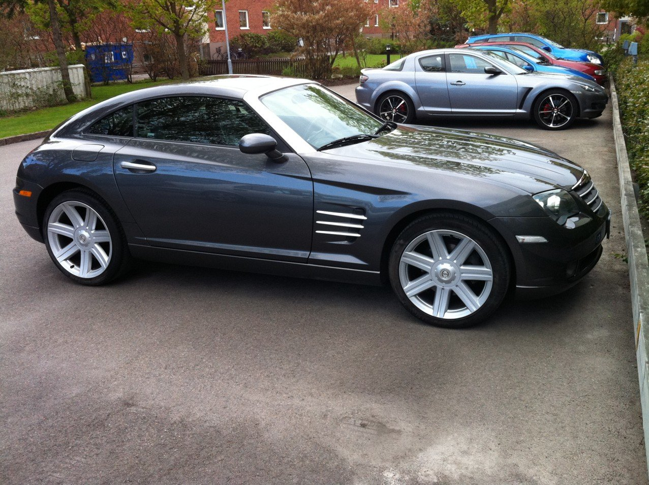 Image Of Chrysler Crossfire Coupe