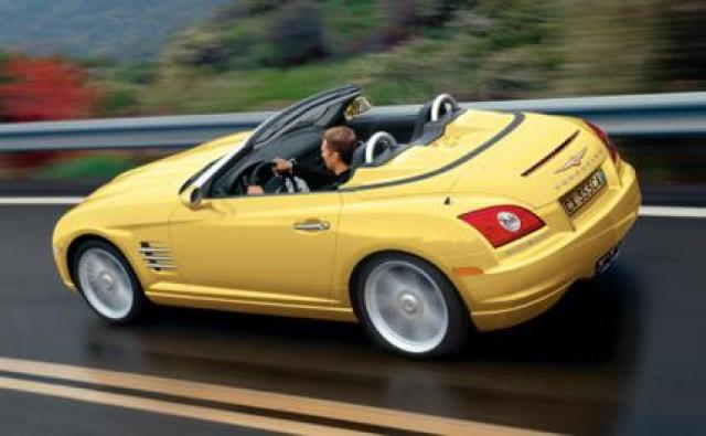 Image of Chrysler Crossfire Roadster