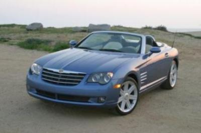 Image of Chrysler Crossfire SRT-6 Roadster