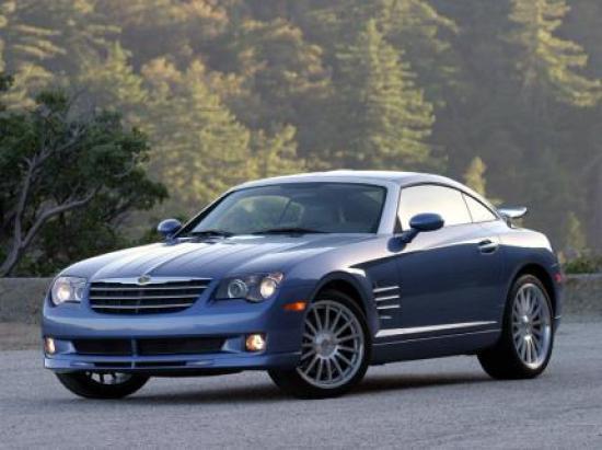 Image of Chrysler Crossfire SRT-6