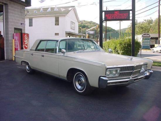 Image of Chrysler Imperial Crown 4 Door