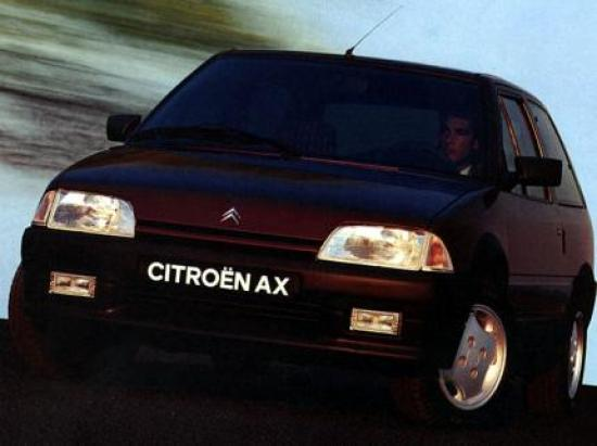 Image of Citroen AX GTI
