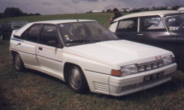 Image of Citroen BX 4TC