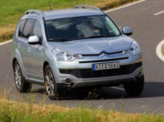 Image of Citroen C-Crosser HDI 155FAP