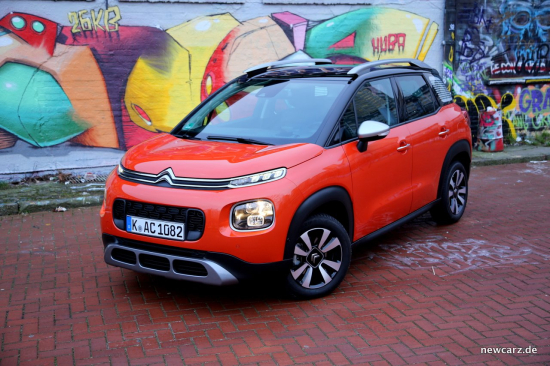 Image of Citroen C3 Aircross PureTech 130