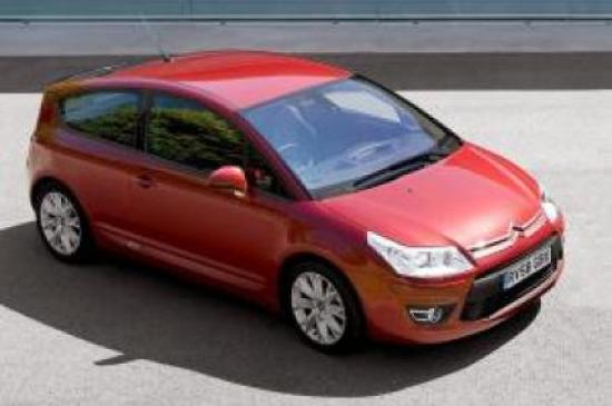 Image of Citroen C4 1,6 THP Coupe